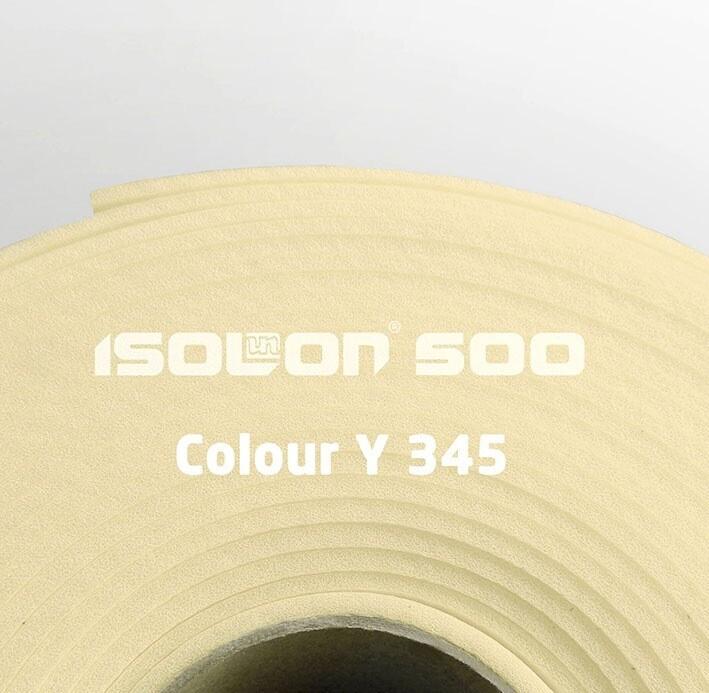 Изолон ППЭ 2 мм Шампань (Y345) - ширина 75 см.