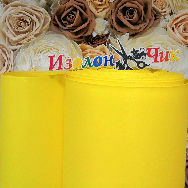 Изолон ППЭ 2 мм Желтый (Y343) - ширина 75 см