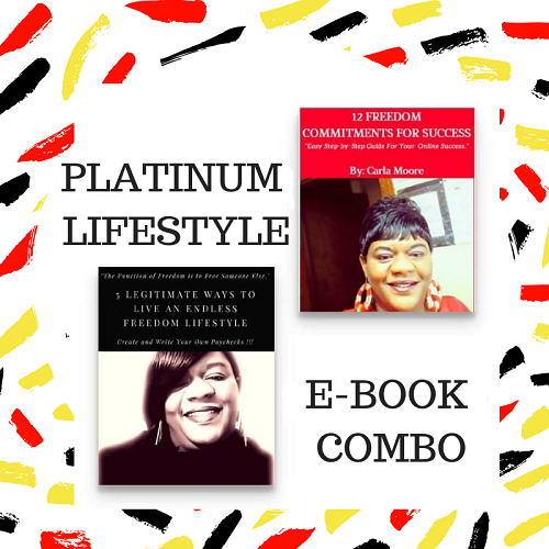 Platinum 2019 Lifestyle e-Book Combo By: Carla Moore
