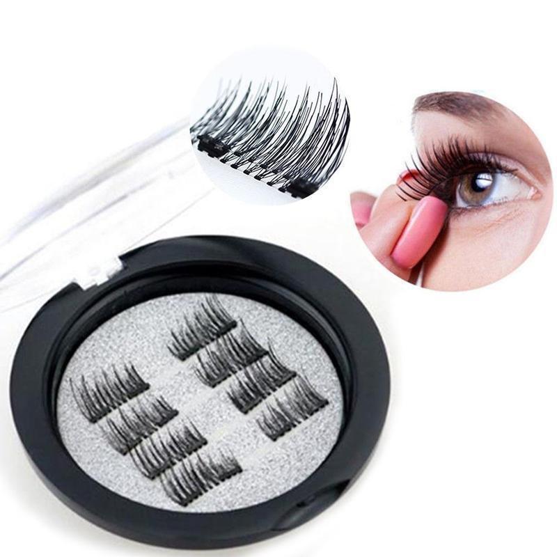 Magnetic Eyelashes 4 Pack