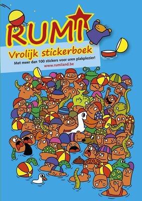 Rumi stickerboek