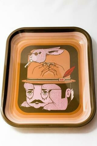 Raw Large Artist series Rolling tray