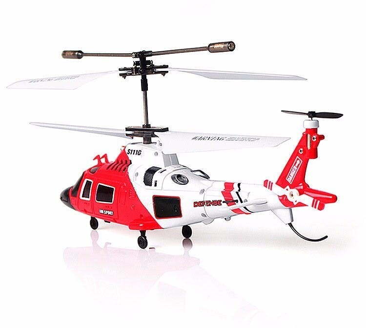 RC Helicopter - Syma Agusta S111G