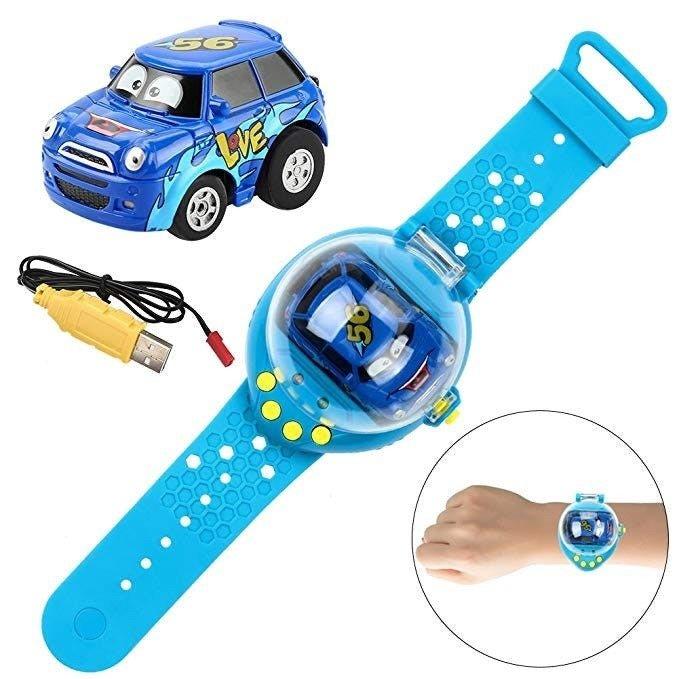 RC Gravity Sensing Wearable Car for Kids