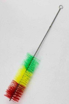 14 in. Nylon tube brush