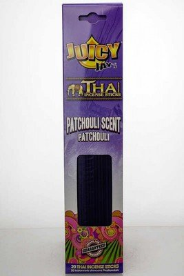 Juicy Jay's Patchouli Scent Thai Incense sticks  $5 EACH PACK OR ($30 FOR THE WHOLE BOX 12 )