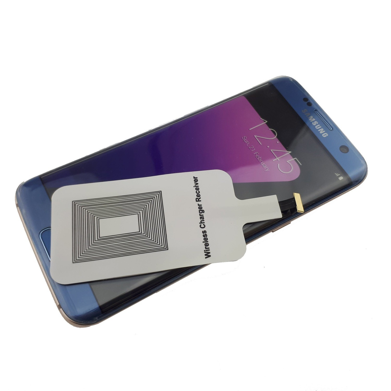 Universal Qi Wireless Charging Receiver - Micro USB