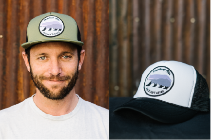 Protect Our Mountains Trucker Hat 00004