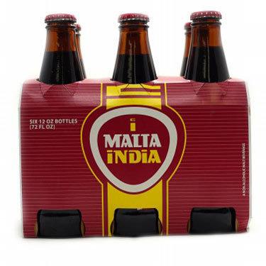 INDIA MALTA REGULAR 12 OZ FRIA $ 1.25