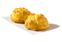 2 Honey-Butter Biscuits $ 1.39
