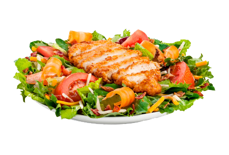 Combo Bacon Ranch Salad $6.49