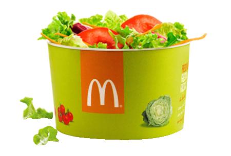 Side Salad Solo $1.95