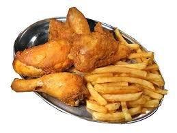 Pollo Frito ( 3 Presas o 2 Presas )