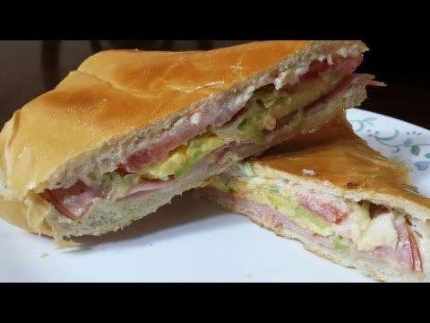Jamón Queso & Huevo $ 5.00