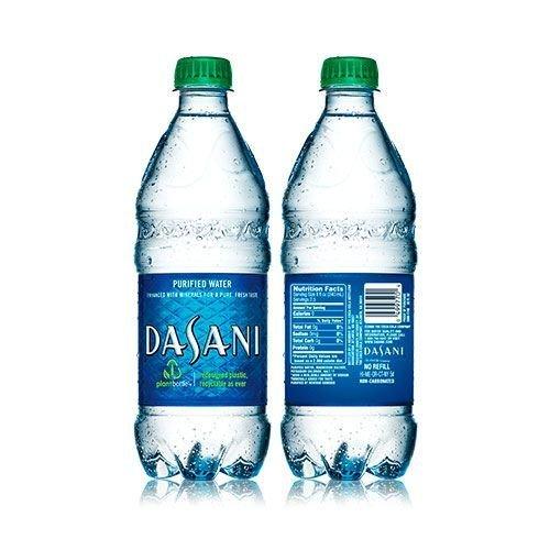 Agua Dasani en Popeyes $1.69