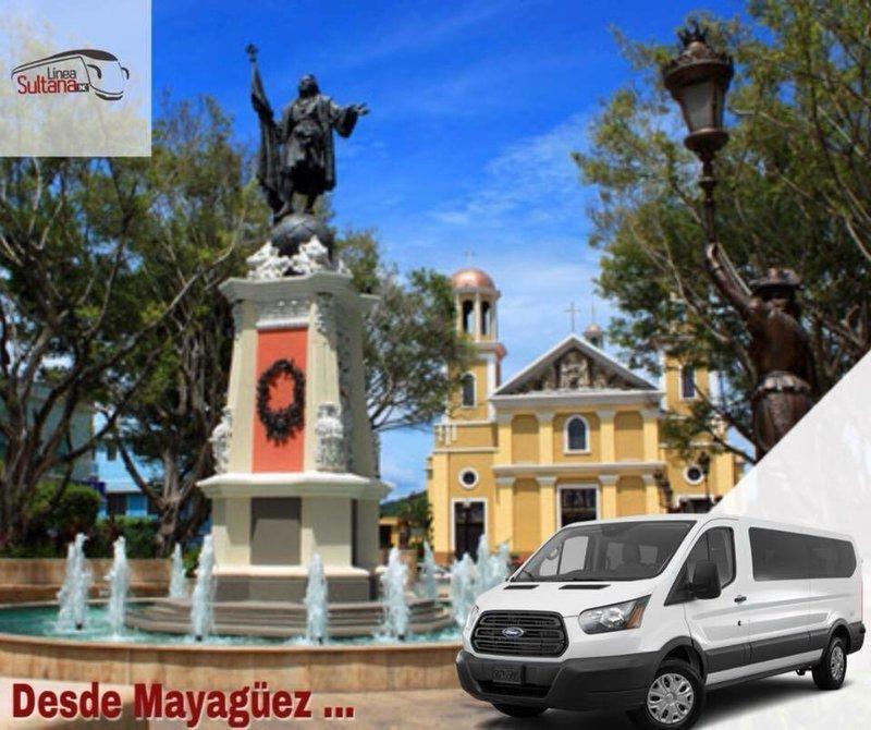 Linea Sultana de Mayagüez Hacia San Juan