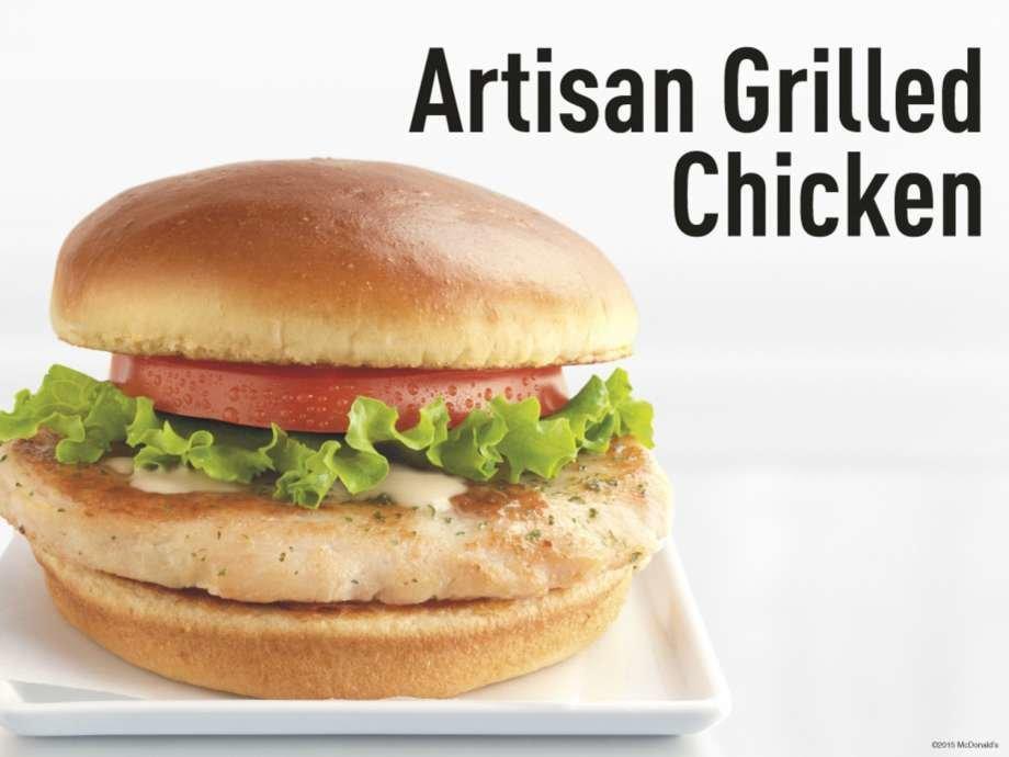Artisan Grilled Chicken