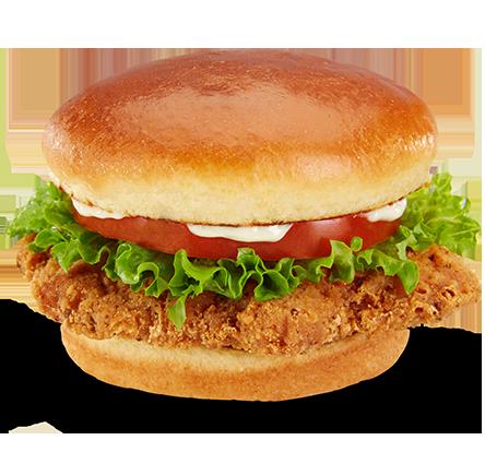 Buttermilk Crispy Chicken Sandwich