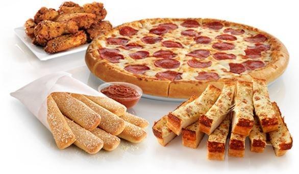 Complementos Little Caesars Pizza