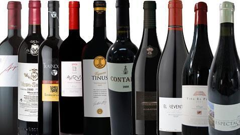 Vinos Tintos 750 ml