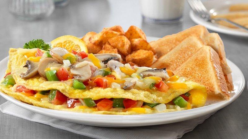 Omelette de Wendy's