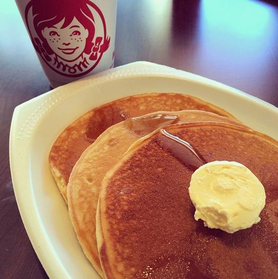 Pancakes de Wendy's