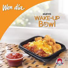 Wake-Up Bowl