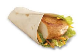 Chicken Go Wrap