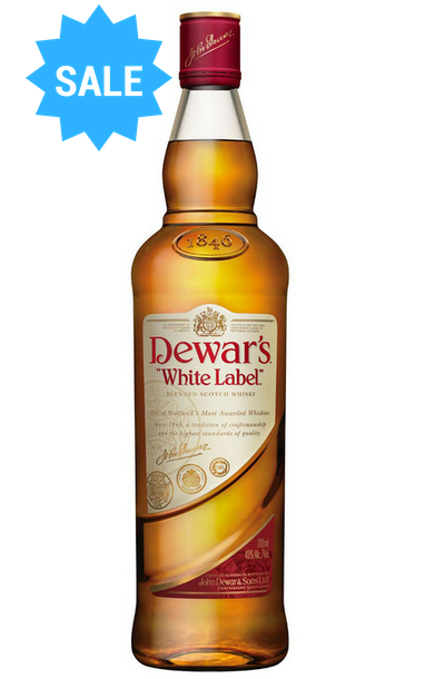 Dewar's White Label 750 ml