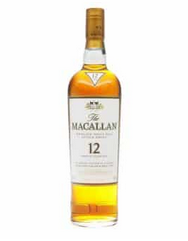 The Macallan 12 Year Scotch Whisky 750ml