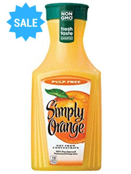 Simply Orange 52 oz.