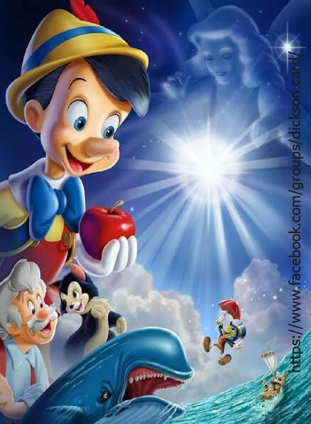 NEW. Disney, Pinocchio