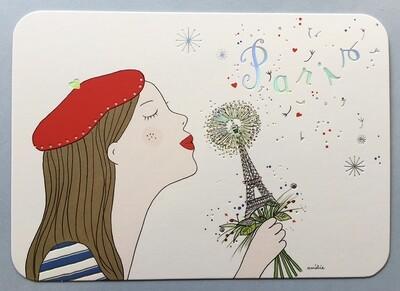 Paris Amélie Laffaiteur ( In original )