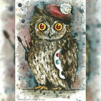 Owl, Сова