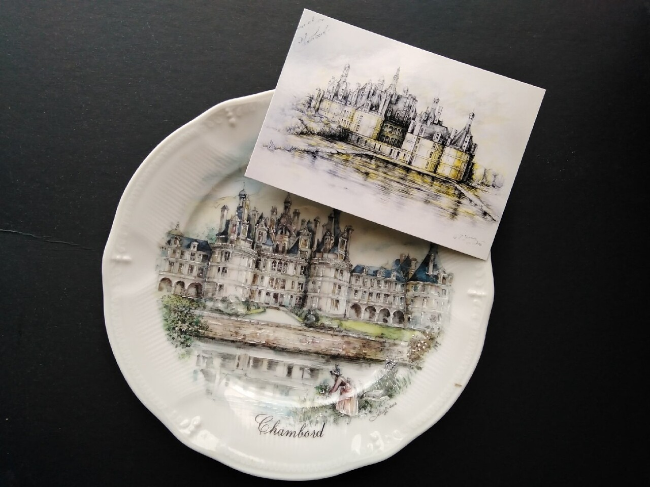 Château de Chambord (Замок Шамбор) H.Chernova