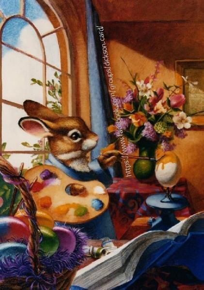 Rabbit artist.