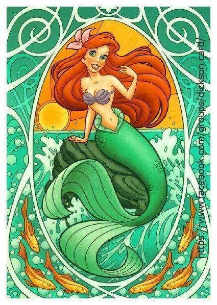 Disney, Little Mermaid Ariel