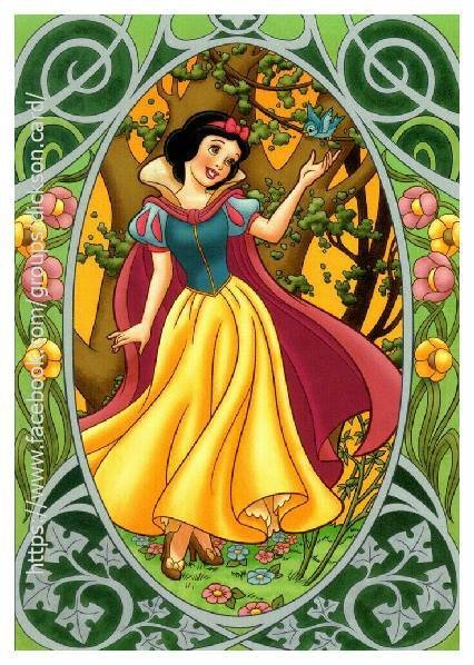 Disney, Snow white princess