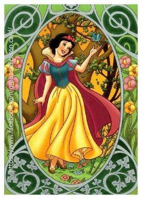 Disney, Snow white princess