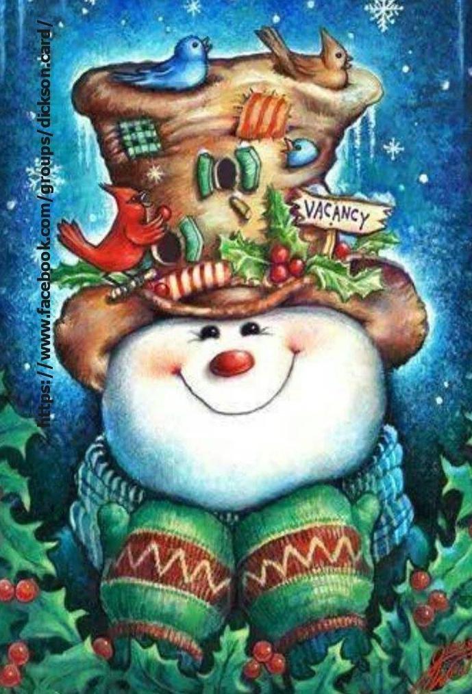 Snowman ( Vacances ).