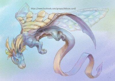 Dragon Snake by © L. Niftaliyeva