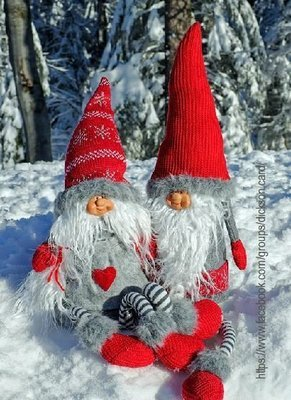 Dwarfs in the snow