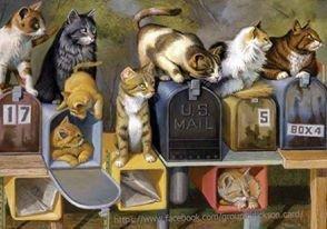 Post Cats