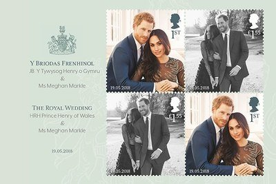 Prince of Wales Wedding - Henry and Megan Markle