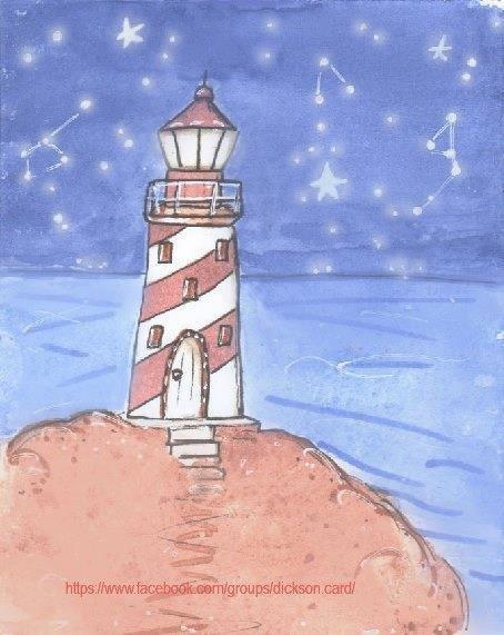 Lighthouse  from A. Zheleznaya