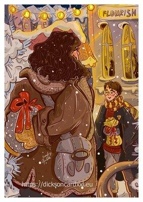 Who conjured good gifts? © Xenia Opakova
