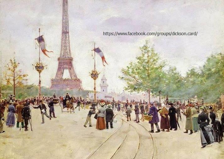 Paris festivities