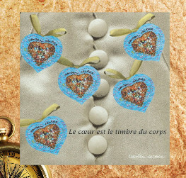 Christian Lacroix / The heart is the stamp of the body