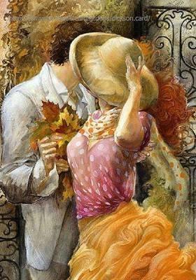 Air kiss