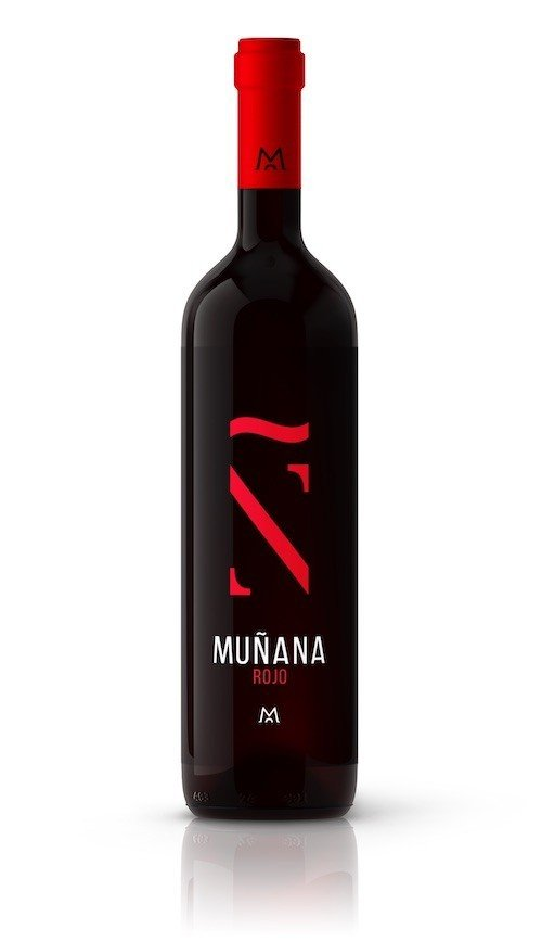 Muñana Ñ Rojo 2016 750 ml
